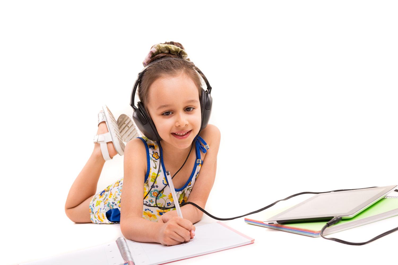 Les avantages des livres audio pour enfants