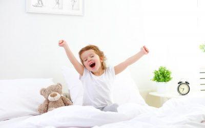Effets du sommeil sur le développement de l'enfant